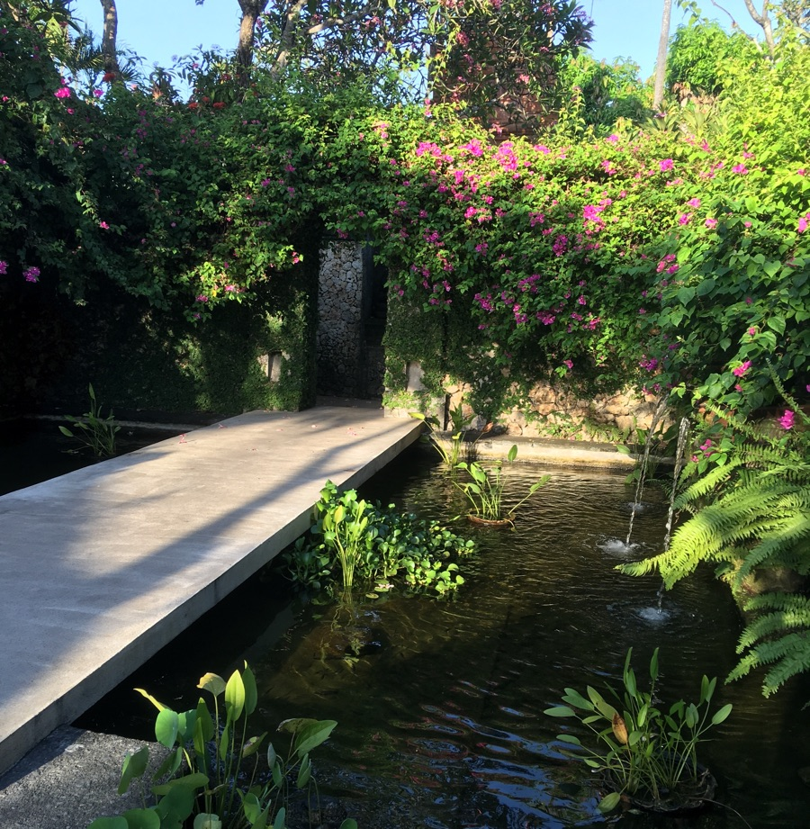 Bali gardens Indonesia design