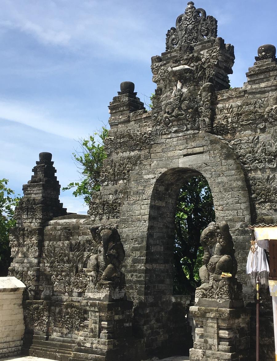 Bali gardens beauty Indonesia architecture