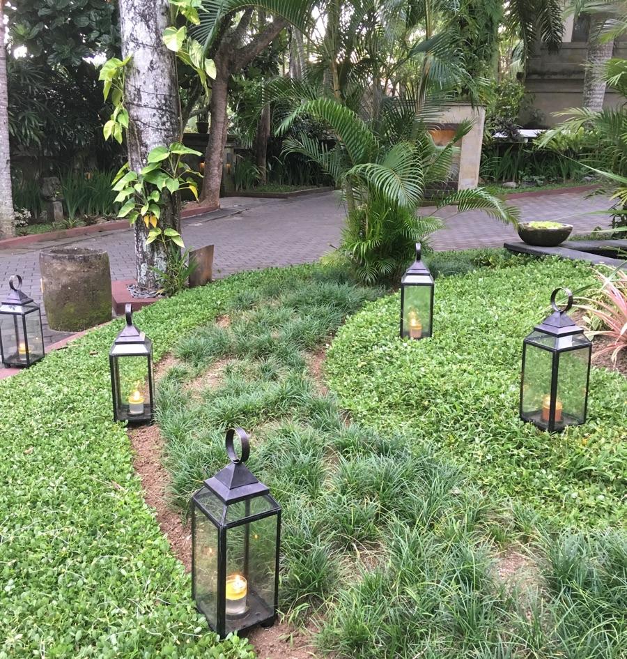 Bali gardens design