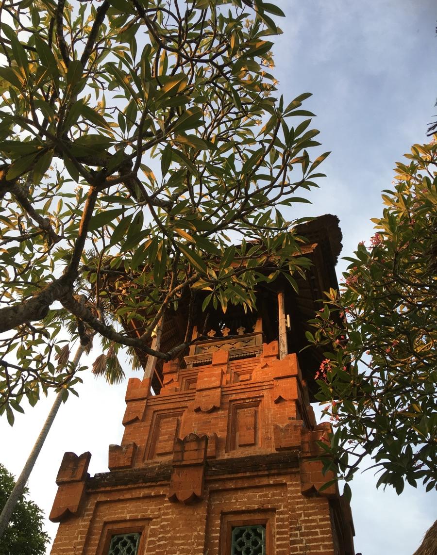 Indonesia architecture design travel