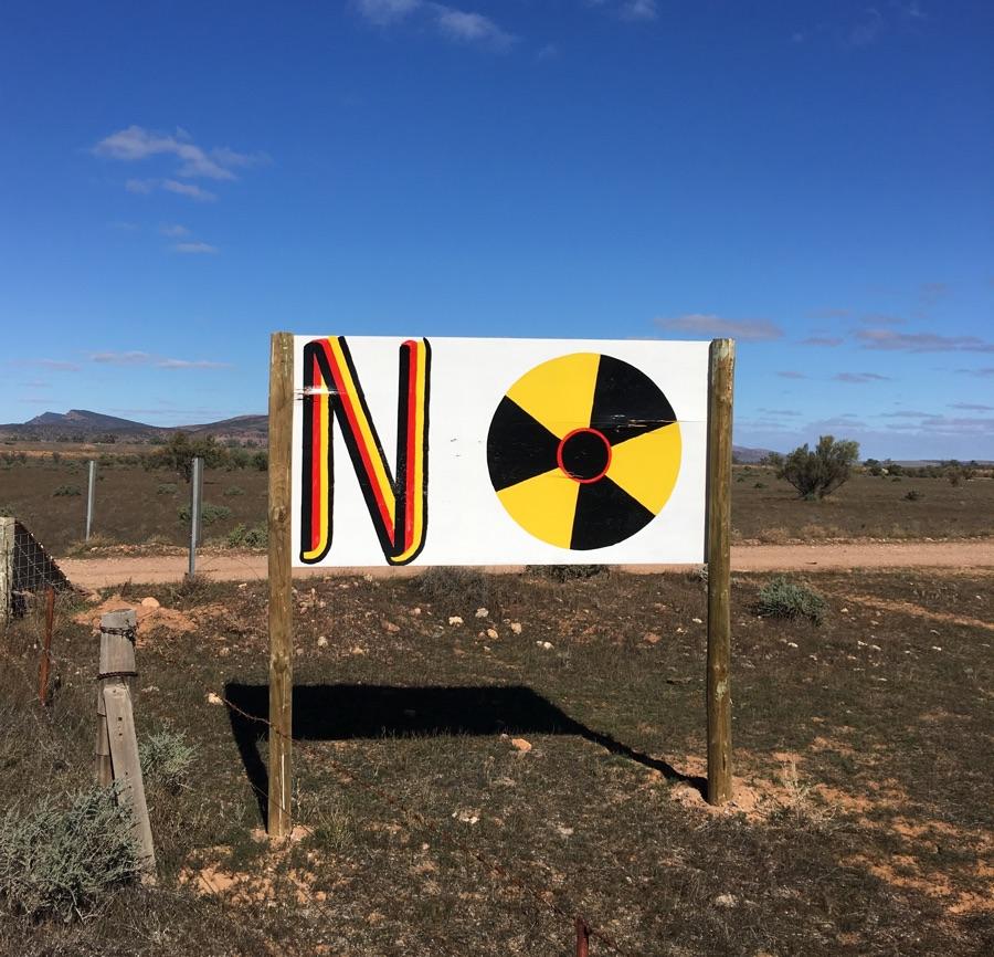 flinders ranges South Australia ediacara travel