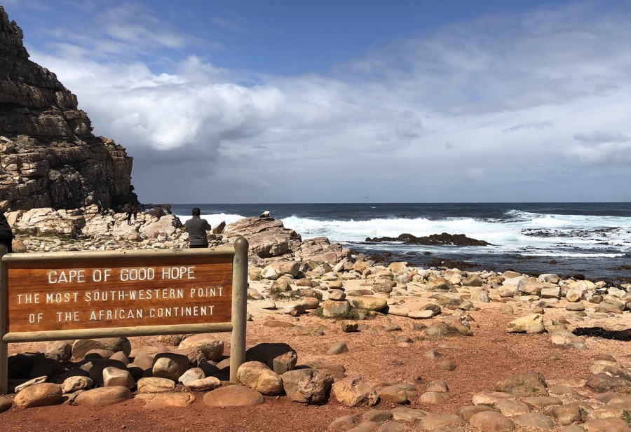 Cape Good Hope South Africa